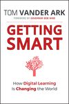 Getting Smart: How Digital Learning is Changing the World (1118007239) cover image