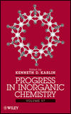 Progress in Inorganic Chemistry, Volume 57 (1118010639) cover image
