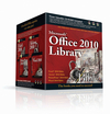 Office 2010 Library: Excel 2010 Bible, Access 2010 Bible, PowerPoint 2010 Bible, Word 2010 Bible (1118011139) cover image