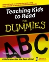 Teaching Kids to Read For Dummies (1118068939) cover image