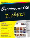 Dreamweaver CS6 For Dummies (1118212339) cover image