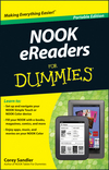 NOOK eReaders For Dummies, Portable Edition (1118440439) cover image