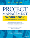 Project Management Workbook and PMP / CAPM Exam Study Guide, 11th Edition (1118552539) cover image