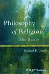Philosophy of Religion: The Basics (1118619439) cover image