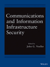 Communications and Information Infrastructure Security (1118651839) cover image