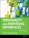 thumbnail image: Personality and Individual Differences 3rd Edition