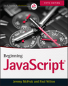 Beginning JavaScript, 5th Edition (1118903439) cover image