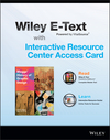 Meggs' History of Graphic Design, Fifth Edition Wiley E-Text Card and Interactive Resource Center Access Card (1118922239) cover image