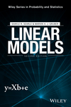 thumbnail image: Linear Models, 2nd Edition