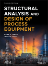 thumbnail image: Structural Analysis and Design of Process Equipment, 3rd Edition