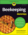Beekeeping For Dummies, 4th Edition (1119311039) cover image