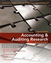 Accounting Research: Tools and Strategies, 7th Edition (EHEP000339) cover image