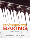 Professional Baking, 6th Edition (EHEP002239) cover image