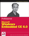 Professional Microsoft Windows Embedded CE 6.0 (047037733X) cover image