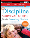 Discipline Survival Guide for the Secondary Teacher, 2nd Edition (047054743X) cover image