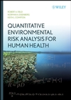 Quantitative Environmental Risk Analysis for Human Health (047172243X) cover image