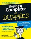 Buying a Computer For Dummies, 2006 Edition (047178463X) cover image