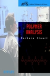Polymer Analysis (047181363X) cover image