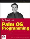 Professional Palm OS® Programming (076457373X) cover image