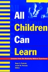 All Children Can Learn: Lessons from the Kentucky Reform Experience (078795523X) cover image