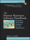 The Human Resources Software Handbook: Evaluating Technology Solutions for Your Organization (111833633X) cover image