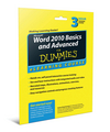 Word 2010 Basics and Advanced For Dummies eLearning Course Access Code Card (6 Month Subscription) (111844633X) cover image