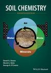 thumbnail image: Soil Chemistry, 4th Edition