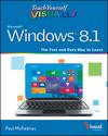 Teach Yourself VISUALLY Windows 8.1 (111882623X) cover image