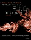 Fundamentals of Fluid Mechanics, 8th Edition (111884713X) cover image
