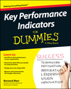 Key Performance Indicators For Dummies (111891323X) cover image