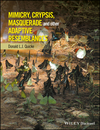 Mimicry, Crypsis, Masquerade and other Adaptive Resemblances (111893153X) cover image