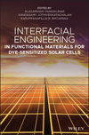 thumbnail image: Interfacial Engineering in Functional Materials for Dye-Sensitized Solar Cells