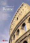 A History of Rome, 3rd Edition (140511083X) cover image