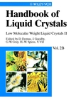 Handbook of Liquid Crystals, Volume 2B, Low Molecular Weight Liquid Crystals II (352762063X) cover image