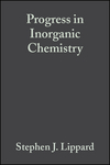 Progress in Inorganic Chemistry, Volume 36 (0470166940) cover image