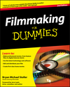 Filmmaking For Dummies, 2nd Edition (0470386940) cover image