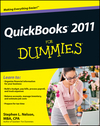 QuickBooks 2011 For Dummies (0470946040) cover image