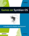 Games on Symbian OS: A Handbook for Mobile Development (0470998040) cover image