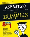 ASP.NET 2 For Dummies (0471793140) cover image