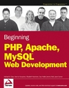 Beginning PHP, Apache, MySQL Web Development (0764557440) cover image