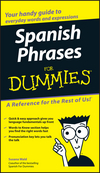 Spanish Phrases For Dummies (0764572040) cover image
