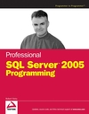 Professional SQL Server 2005 Programming (0764584340) cover image
