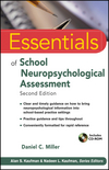 Essentials of School Neuropsychological Assessment, 2nd Edition (1118175840) cover image
