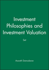 Investment Philosophies, 2e & Investment Valuation, 3e Set (1118452240) cover image