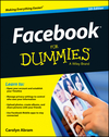 Facebook For Dummies, 5th Edition (1118633040) cover image