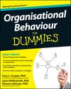 Organisational Behaviour For Dummies (1119951240) cover image