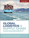 Global Logistics and Supply Chain Management, 2nd Edition