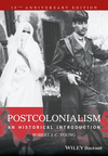 Postcolonialism: An Historical Introduction, Anniversary Edition (1405120940) cover image