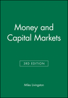 Money and Capital Markets, 3rd Edition (1557868840) cover image