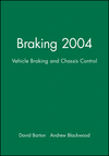 Braking 2004: Vehicle Braking and Chassis Control (1860584640) cover image